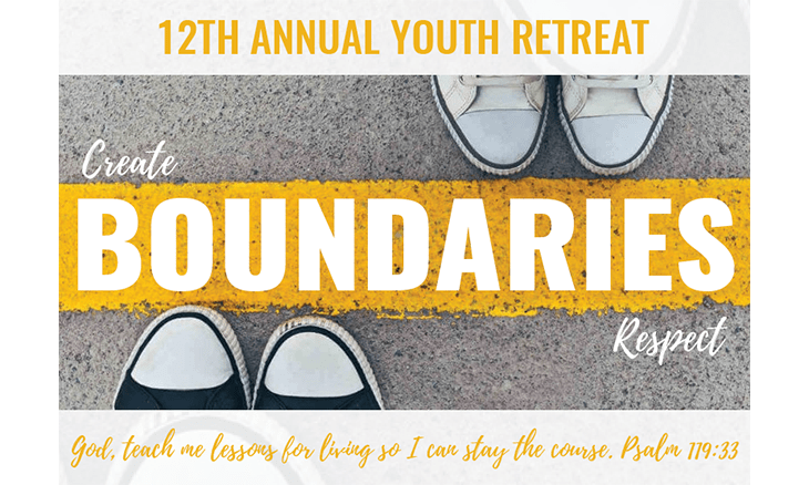 12th Annual Youth Retreat